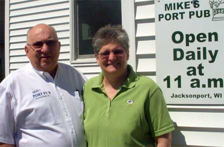 Mike and Barb Lautenbach