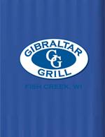 Gibraltar Grill Menu