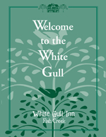The White Gull Inn Menu