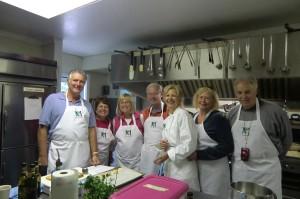 Eagle-Harbor-Inn-culinary-weekend-with-Chef-Terri-Milligan-group-photo-300x199