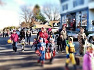 Jack o Lantern Days Parade 2013