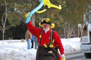 NYD parade Egg Harbor from FB