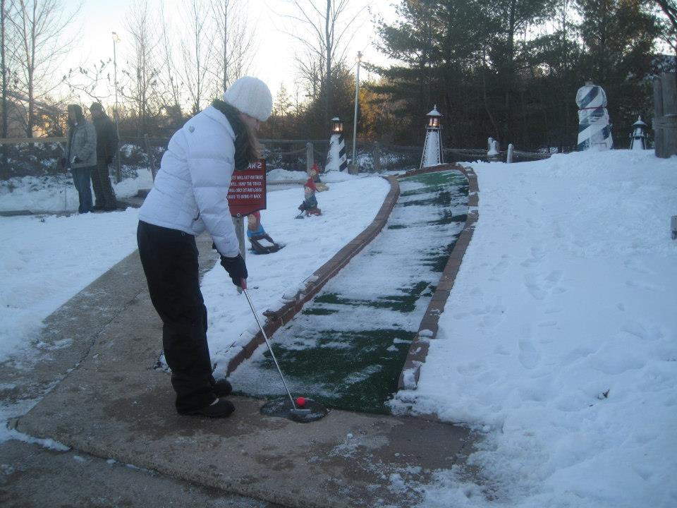Red Putter Frostbite Open (for more photos, check out their facebook page facebook.com/pages/The-Red-Putter-Mini-Golf)
