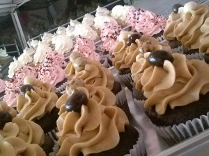 Cupcake Heaven offers many unique flavor combinations!