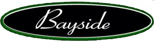 Bayside logo green