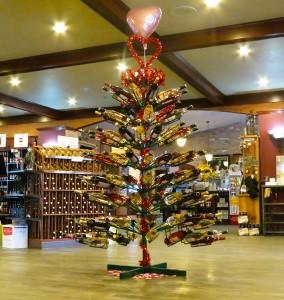 Door Peninsula Winery's Wine Tree!
