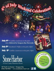 4th of July Stone Harbor 2014