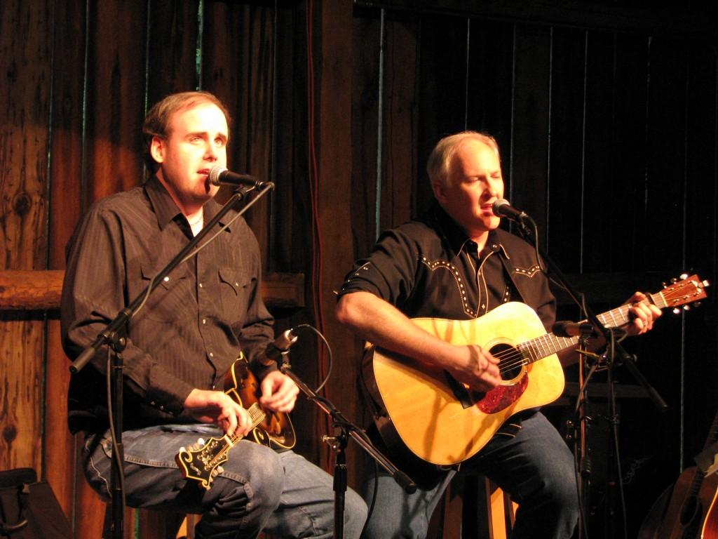 Rory Hoffman & Eric Lewis, Woodwalk Concert Series 2014