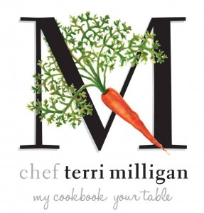 Chef Terri Miligan logo