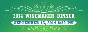 Winemaker Dinner 2014