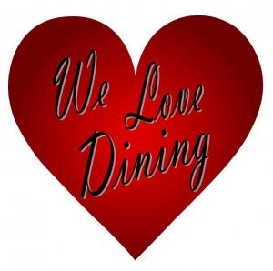 dining heart