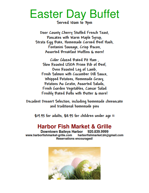 Easter Day Buffet 2015 sign_001