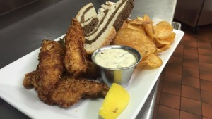 Chef Neller's Friday Fish Fry - Hand Breaded Perch or Copper Ale Battered Whitefish
