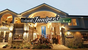 Juniper's Gin Joint front