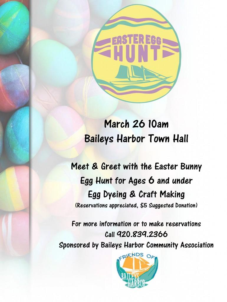 Egg Hunt Poster BH 2016