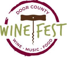 Door County Wine Fest logo