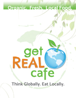 Get Real Cafe Menu