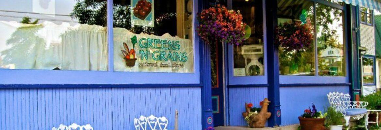 Greens N Grains Natural Foods & Café