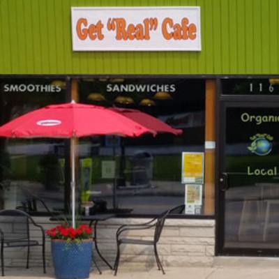 Get Real Cafe